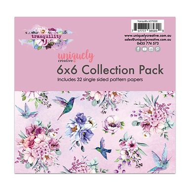 TRANQUILITY MINI PACK