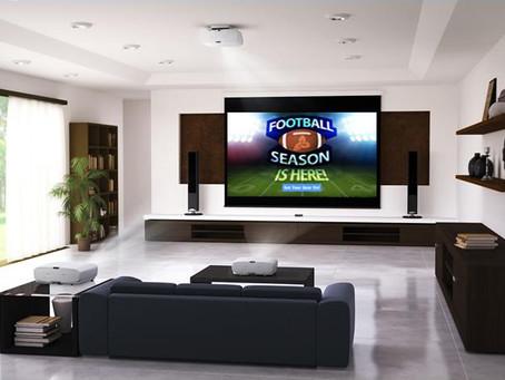Football Season Calls for a New Television