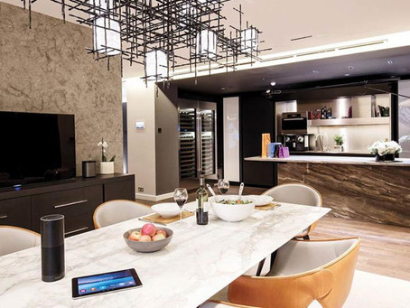 Create Your Perfect Crestron Home