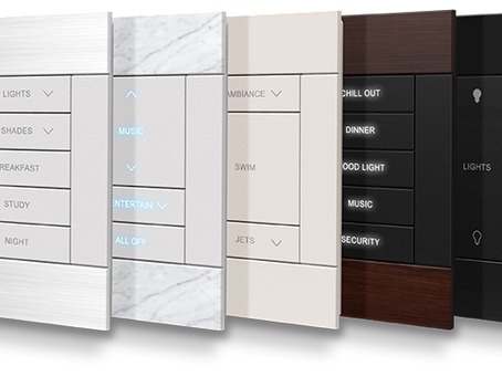 Horizon Keypads - Inviting To The Touch Appealing To The Eye