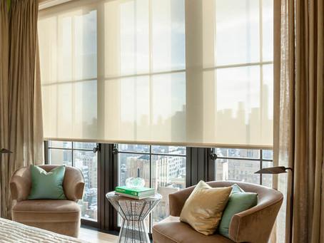 Shade Fabric Choice Crestron Has Every Window Treatment You Need