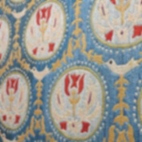 rogoba ロゴバ シルク KAITAG カイタグ 刺繍