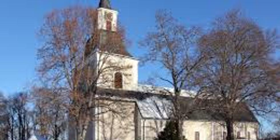 Första advent tillsammans i Åhls kyrka