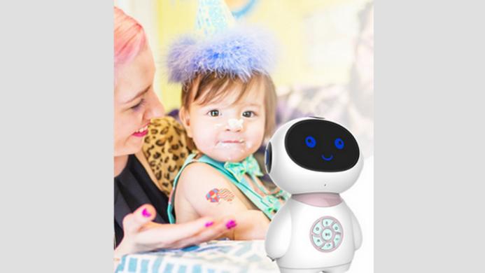 Robot educativo per bebè