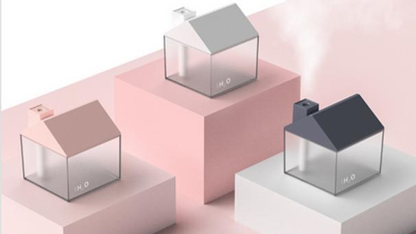 Umidificatore USB CASETTA