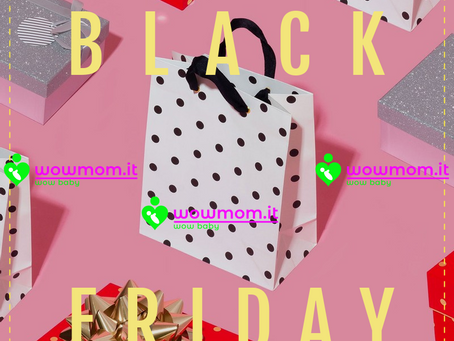 OFFERTE TOP PER IL BLACK FRIDAY