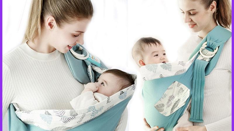 MMloveBB Baby Carrier Fascia portabimbi