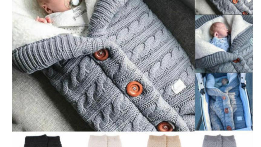 Sacco invernale neonato