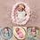 Thumbnail: Nido Tappeto circolare neonato