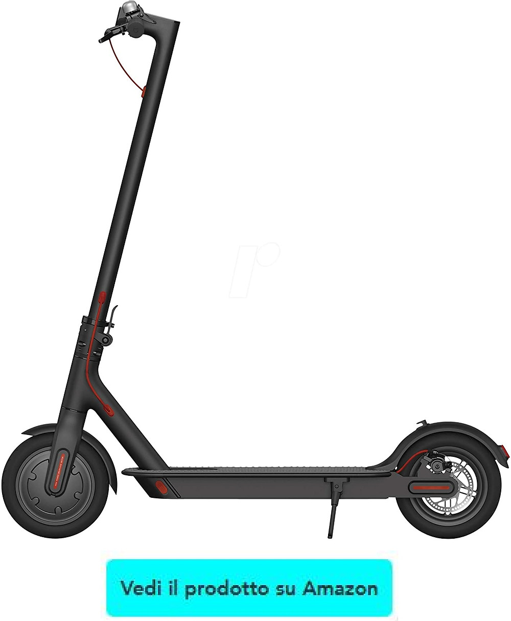 Monopattino elettrico Xiamo Mi electric scooter