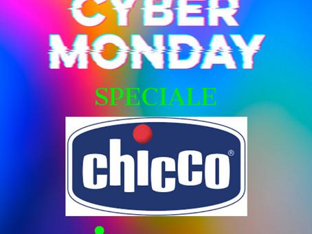 SPECIALE CYBER MONDAY: PRODOTTI CHICCO