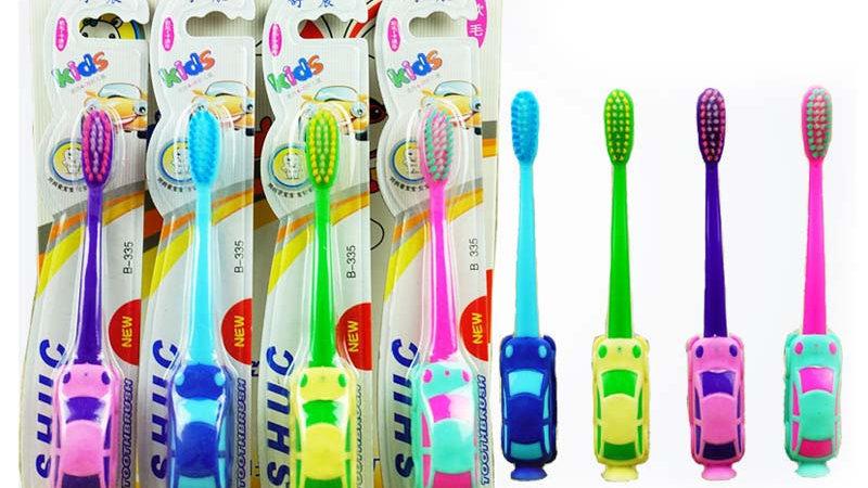 Set di 3 pezzi Spazzolino da denti per bambini