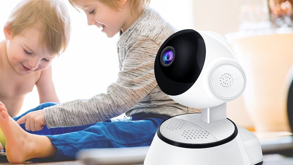 720P Baby Monitor Wifi IP Camera Videocam Baby Radio Video Nanny Electronic Baba