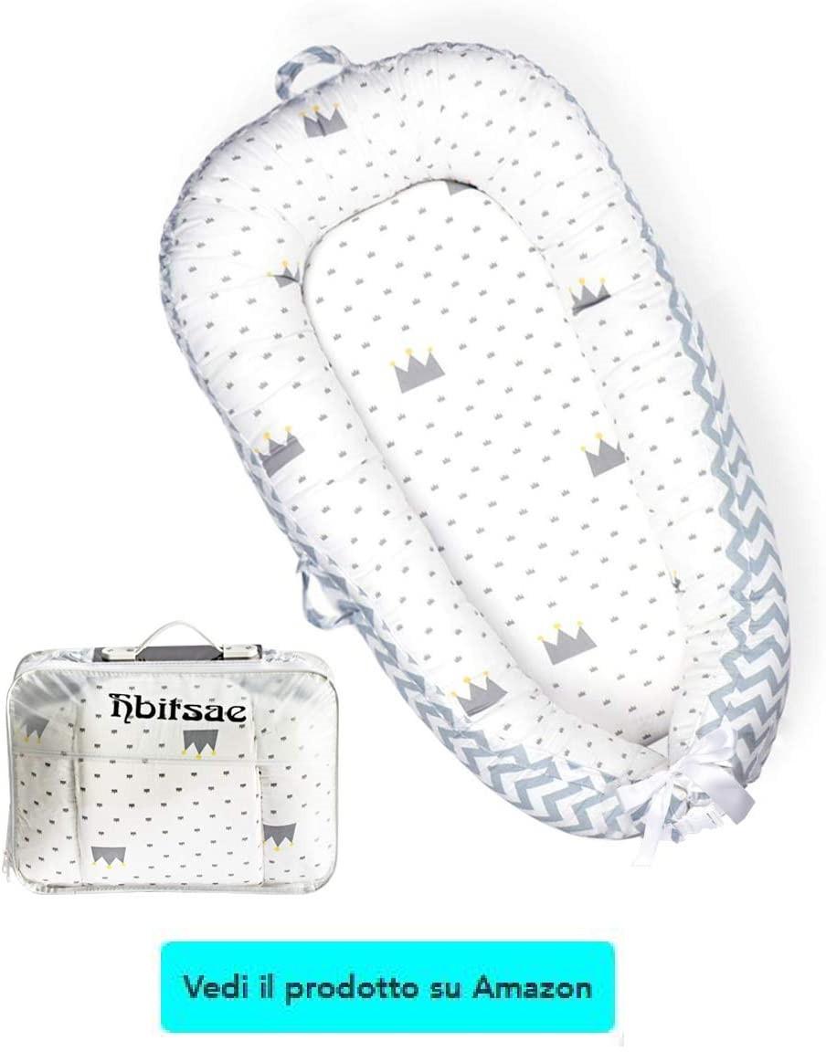 Riduttore neonato culla
