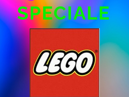 SPECIALE: LEGO !!!