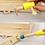 Thumbnail: Gioco educativi in legno cassetta attrezzi