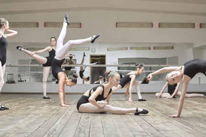 Back to Dance Tips!