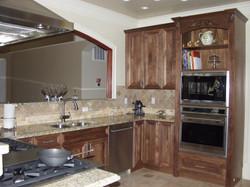 Walnut Natural finish Kitchen 3
