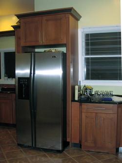Gossum house refrigerator area