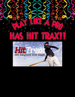 WE HAVE HIT TRAX!!