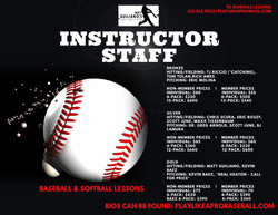 Instructor Staff