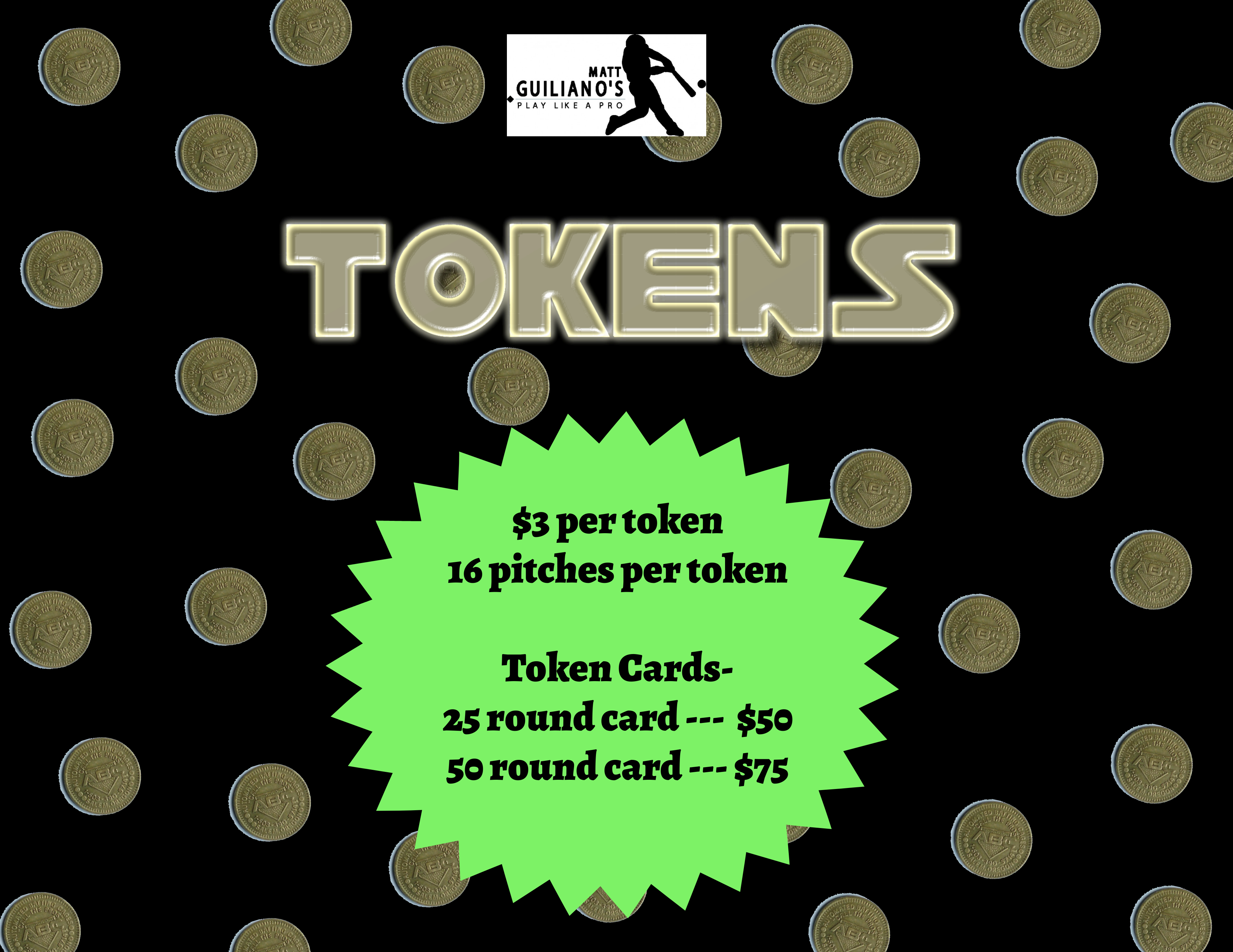 Token Machines