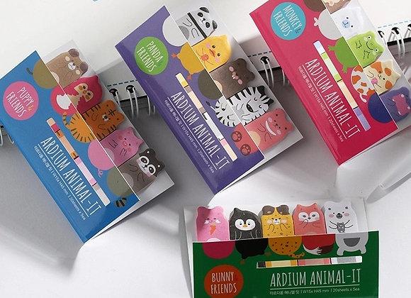 Стикеры Animal-it