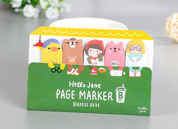 Стикеры Hello Jane