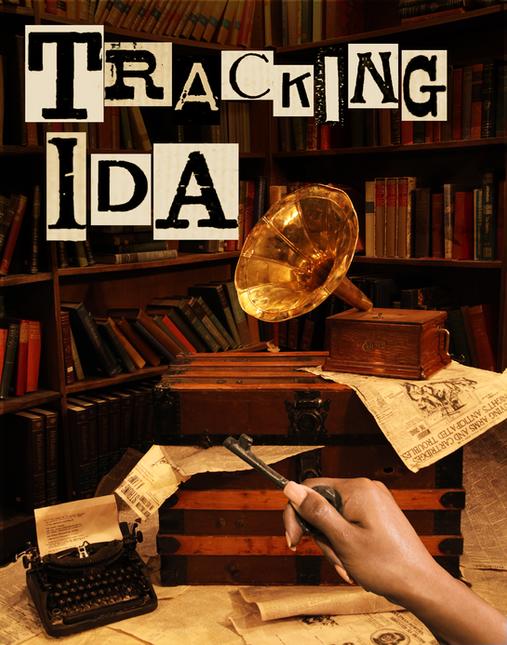 Tracking Ida Poster