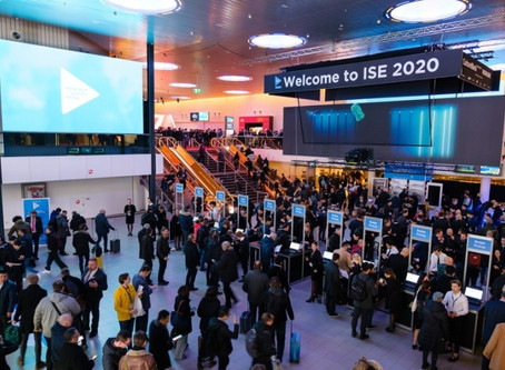The hottest trends from ISE 2020