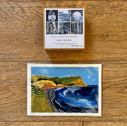 Kimmeridge coast gift box