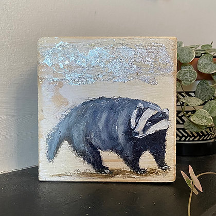 Badger bijou block
