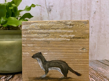 From reclaimed wood to wild creatures: we talk with artist Tanya Hinton
