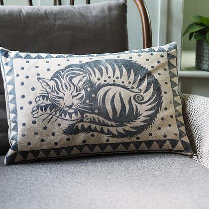 Peaceable Kingdom cat cushion