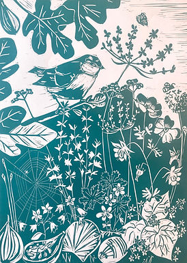 Drawing on coastal inspiration: an interview with Rebecca Drury