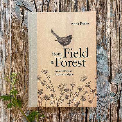 From Field & Forest by Anna Koska