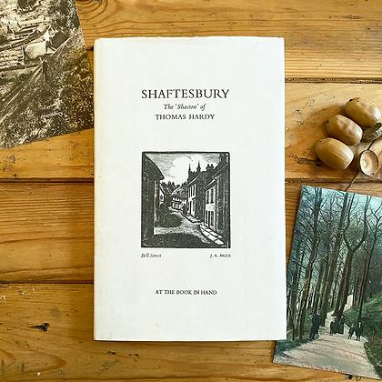 Shaftesbury - the Shaston of Thomas Hardy