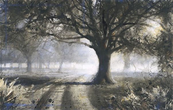 The magic of Melbury: artist Gary Cook shares his inspiration