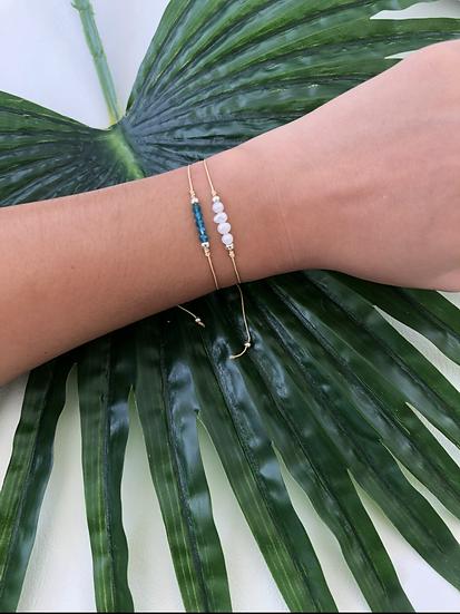 Sea Pearls Set | Gold