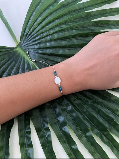 Ocean Bracelets | Amazonita Quartz