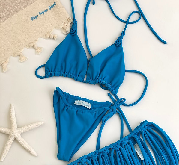 Bikini Mykonos | Ocean Blue