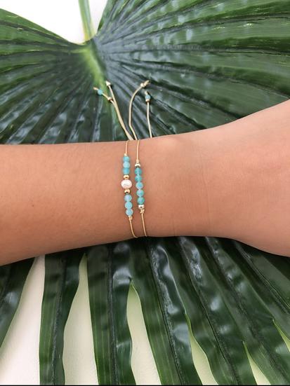 Apatita Bracelet Set | Natural Quartz