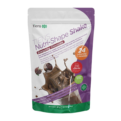 Nutri-Shape Shake Náhrada jedla - Lahodná čokoláda