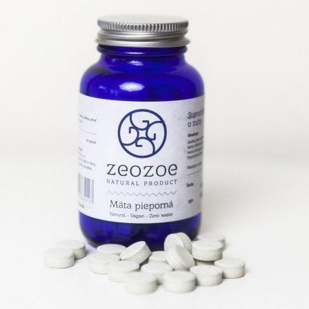 ZeoZoe zubné tablety
