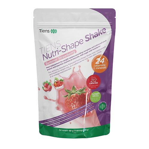 Nutri-Shape Shake Náhrada jedla - Letná jahoda