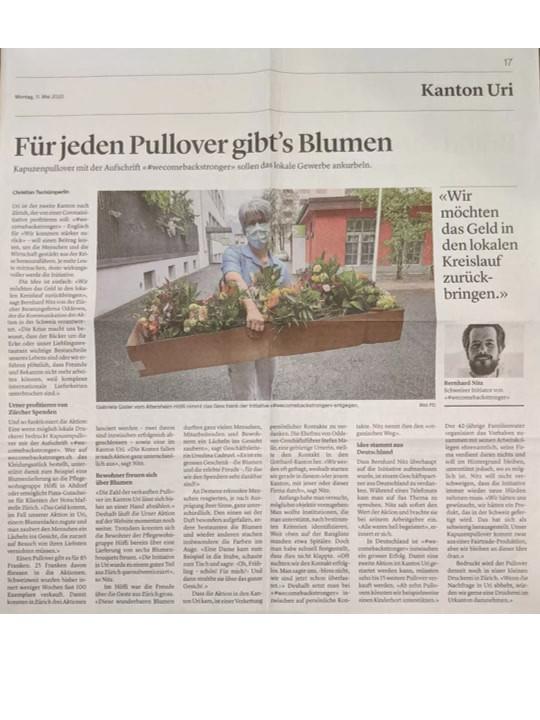 Blumen fürs Höfli
