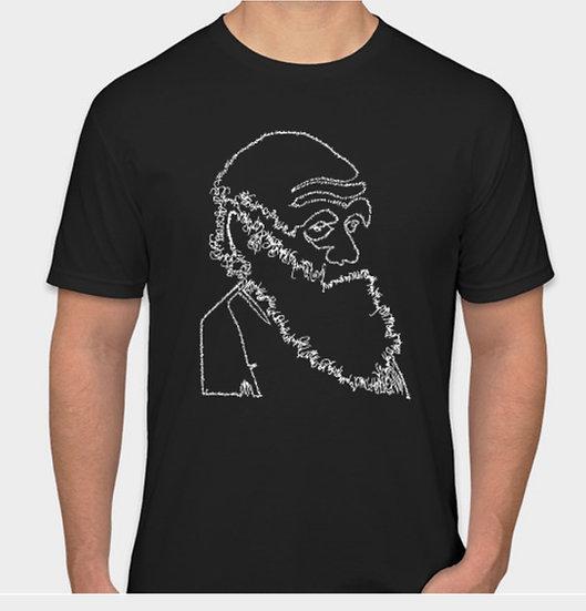 Charles Darwin T-shirt (from Origin of Species)