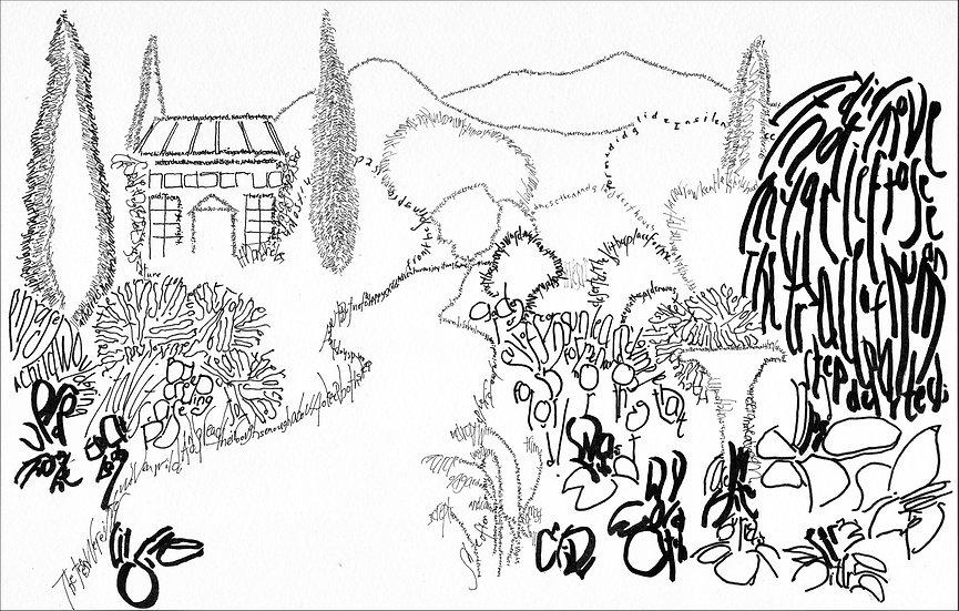 "Elizabeth Barrett Browning's ""The Deserted Garden"""