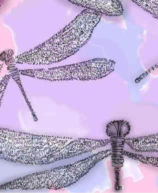 Gibran's Dragonflies