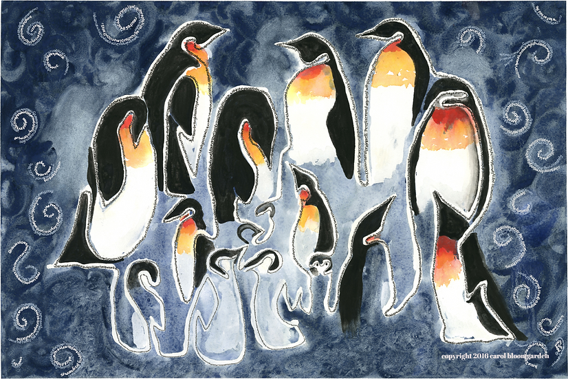Penguins and the Pope (Reproduction)